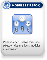 Modules et Extensions Firefox